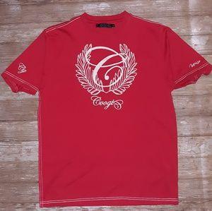 Vintage Coogi Short sleeve shirt size large